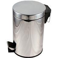 HOMEPOINT Koš na odpad pedálový - Odpadkový koš