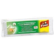 FINO Svačinové sáčky s uchy 100 ks - Mikrotenové sáčky