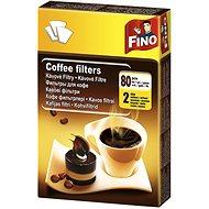 FINO Kávové filtry 2/80 ks - Kávové filtry