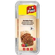 FINO Jednorázové misky na pečení 3 ks - Outdoorové nádobí