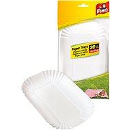 FINO Papírové tácky 20 ks - Outdoorové nádobí