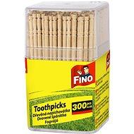 FINO Dřevěná párátka 300 ks - Outdoorové nádobí
