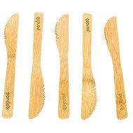 PANDOO Bambusový nůž sada 5 ks  - Nůž