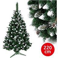 ANMA Vánoční stromek TAL 220 cm borovice - Vánoční stromek