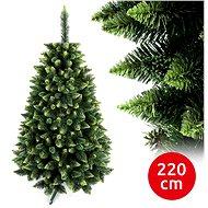 ANMA Vánoční stromek SAL 220 cm borovice - Vánoční stromek