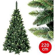 ANMA Vánoční stromek SEL 220 cm borovice - Vánoční stromek