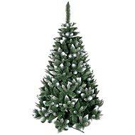 ANMA Vánoční stromek TEM 220 cm borovice - Vánoční stromek
