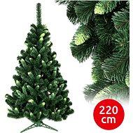 ANMA Vánoční stromek NARY II 220 cm borovice - Vánoční stromek