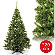 ANMA Vánoční stromek MOUNTAIN 220 cm jedle - Vánoční stromek