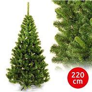 ANMA Vánoční stromek JULIA 220 cm jedle - Vánoční stromek