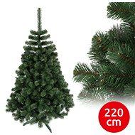 ANMA Vánoční stromek AMELIA 220 cm jedle - Vánoční stromek