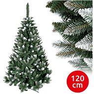 ANMA Vánoční stromek TEM 120 cm borovice - Vánoční stromek