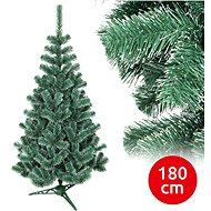 ANMA Vánoční stromek WHITE 180 cm borovice - Vánoční stromek