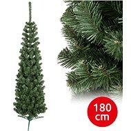 ANMA Vánoční stromek SLIM I 180 cm jedle - Vánoční stromek