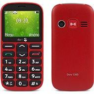 Doro 1360 Dual SIM Red