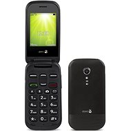 Doro 2404 Dual SIM Black - Mobilní telefon