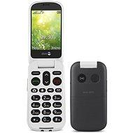 Doro 6050 Graphite White - Mobilní telefon