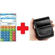 EET-POS plná verze + mobilní tiskárna 5802LD - Pokladna