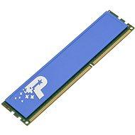 Patriot 4GB DDR3 1600MHz CL11 Signature Line (8x512) s chladičem - Operační paměť