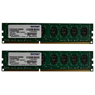 Patriot 8GB KIT DDR3 1600MHz CL11 Signature Line - Operační paměť