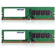 Patriot 8GB KIT DDR4 2400Mhz CL17 Signature Line - Operační paměť