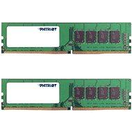 Patriot 16GB KIT DDR4 2666 MHz CL19 Signature Line - Operační paměť