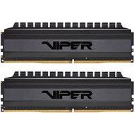 Patriot Viper 4 Blackout Series 8GB KIT DDR4 3000MHz CL16 - Operační paměť
