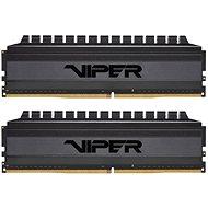 Patriot Viper 4 Blackout Series 16GB KIT DDR4 4400MHz CL18 - Operační paměť