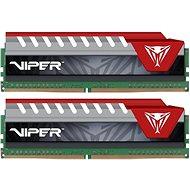 Patriot Viper Elite Series 8GB KIT DDR4 2400Mhz CL15 RED - Operační paměť