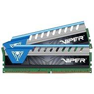 Patriot Viper Elite Series 8GB KIT DDR4 2666Mhz CL16 BLUE - Operační paměť