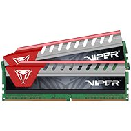 Patriot Viper Elite Series 16GB KIT DDR4 2400Mhz CL15 RED - Operační paměť
