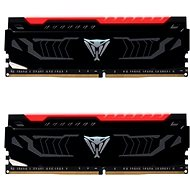 Patriot Viper LED Series 16GB KIT DDR4 3000Mhz CL15 DDR4 RED