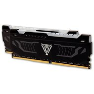 Patriot Viper LED Series 16GB KIT DDR4 3200Mhz CL16 DDR4 WHITE