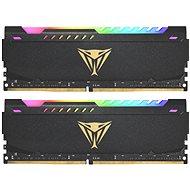 Patriot Viper Steel RGB 32GB KIT DDR4 3600MHz CL20 - Operační paměť