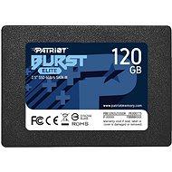 Patriot Burst Elite 120GB - SSD disk