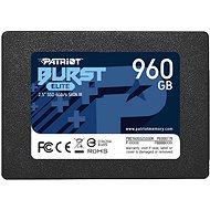 Patriot Burst Elite 960GB - SSD disk