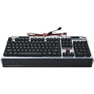 Patriot Viper 765 RGB, Kailh Box White, US - Herní klávesnice