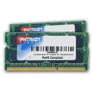 Patriot SO-DIMM 16GB KIT DDR3 1333MHz CL9 Signature Line pro Apple - Operační paměť