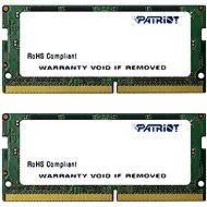 Patriot SO-DIMM 8GB KIT DDR4 2133MHz CL15 - Operační paměť