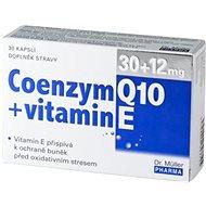 Dr.Müller Coenzyme Q10 (30mg) + Vitamin E (12mg) Capsules 30 pcs - Coenzym Q10