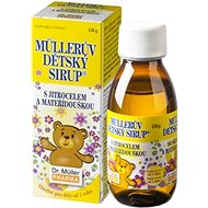 Müller's Children's Syrup® with Plantain, Thyme and Vitamin C 130g - Syrup