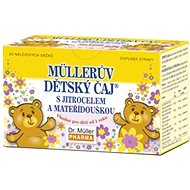 Müller's Baby Tea® with Plantain and Thyme - Tea