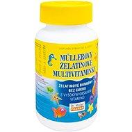 Müllerovy želatinové multivitamínky - Doplněk stravy