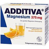 Additiva Magnesium 375 Mg, nápoj pomeranč 20 sáčků - Hořčík