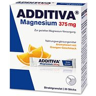Additiva Magnesium 375 Mg, Direct pomeranč 20 sáčků