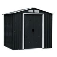 DURAMAX Riverton - 201 x 122cm - šedý - Zahradní domek