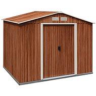 DURAMAX Titan XXL - 261 x 302cm - imitace dřeva - Zahradní domek