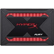 HyperX FURY SSD 240GB RGB Upgrade Bundle Kit - SSD Disk