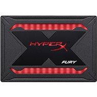 HyperX FURY SSD 480GB RGB Upgrade Bundle Kit - SSD disk