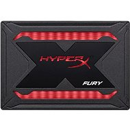 HyperX FURY SSD 960GB RGB Upgrade Bundle Kit - SSD disk